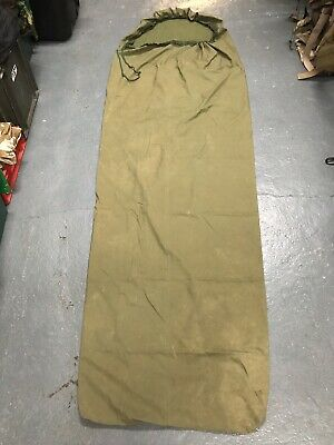 Genuine British Army Gore-Tex Bivi / Bivvy Bag Green
