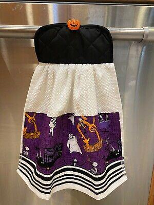 New Kitchen Hanging Handmade Towel Disney Nightmare Before Christmas Decor JACK