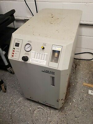 Whatman Lab Gas Generator Model 74-5041 With Power Cable Gas Hose