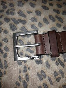 Timberland belt 36in