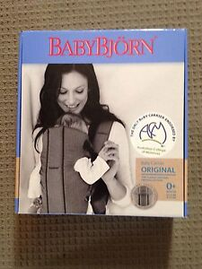 Baby Bjorn original baby carrier - as new Leichhardt Leichhardt Area Preview
