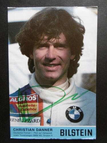Christian Danner Autogramm signed 10x16 cm Postkarte