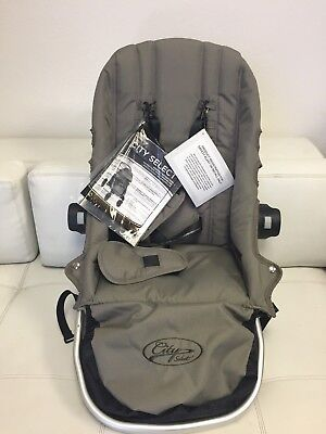 Baby jogger City Select NEW seat replacement toddler part single child