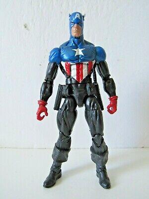 Marvel Legends Arnim Zola Baf Series Captain America Bucky Barnes 6 Figure #2