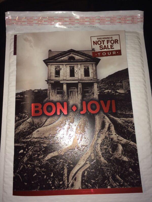 Bon Jovi 2017 Tour Book