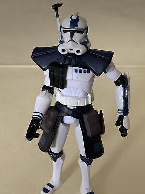 Star Wars The Clone Wars ARC Trooper Havoc Battle Pack 501st 3.75 Loose