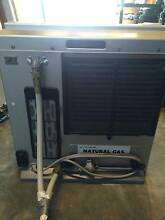 2012 Rinnai Dynamo 15 Convector Silver Natural Gas Heater Engadine Sutherland Area Preview