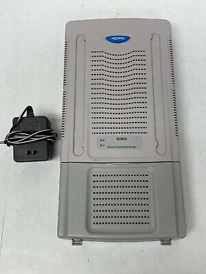 Nortel Bcm50 Business Communications Manager W Off Brand Ac Adapter