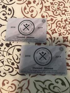 2 diamond lift tickets Canada Ski Program - Easter at Big White!