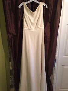 Lovely ivory wedding dress- make an offer
