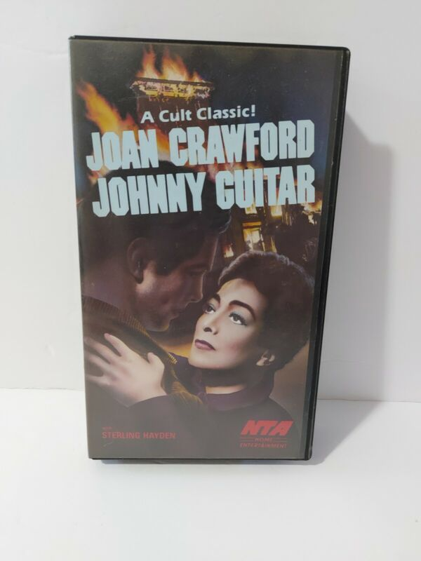 Johnny Guitar VHS Video Tape