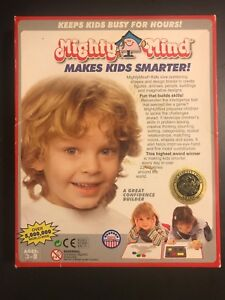 Mighty mind educational puzzle toy