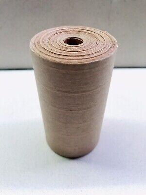 1 Roll 25 X 2.75 Gummed Kraft Paper Sealing Tape Reinforced