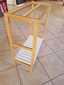 Bamboo towel rack Mount Annan Camden Area Preview