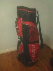 Maxfli golf bag and clubs Bargo Wollondilly Area Preview