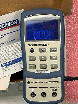 Capacitance Meterhandheld Bk Precision 830b