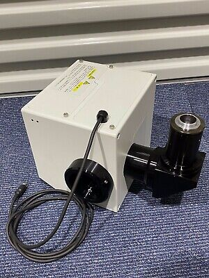 Olympus Microscope Bx-dsu Disk Scanning Unit Confocal Part With 4 Filter Cube