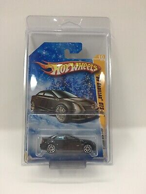Hot Wheels 2010 New Models '09 Cadillac CTS-V  Black Snowflake Card Target Excl.
