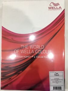 Wella Professionals NEW Koleston Perfect Me+ & Colour Touch Duo Shade Chart