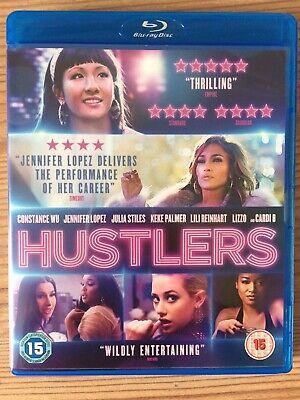 Hustlers (Blu-ray, 2020) - Jennifer Lopez - Free P&P