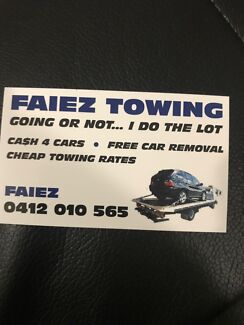 Towing services cheapest in wa.