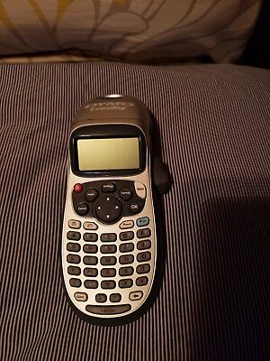 Dymo Letratag Lt-100h Handheld Label Maker For Office Or Home No Box