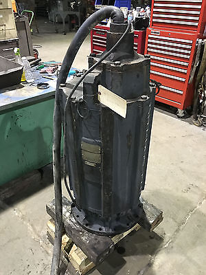 Reliance 100 Hp Submersible Motor 360ty 460v 1770 1800 Rpm P36g2701