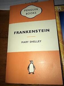 Frankenstein Novel Glen Huntly Glen Eira Area Preview