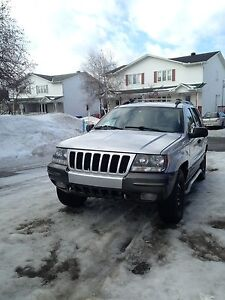 jeep grand cherokee 4.7 v8 88 000 KILOMETRE ONLY