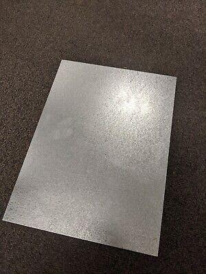 Galvanized Steel Sheet Metal 20ga. 9 X 12 Quantity 4