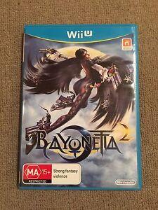 Bayonetta 2 Wii U Bedford Bayswater Area Preview