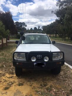 Toyota Landcruiser Perth Perth City Area Preview