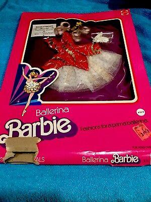 Princess Aurora BARBIE BALLERINA FASHION ORIGINALS  OUTFIT  MATTEL 1975 #9329