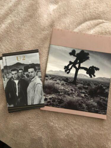 U2 THE JOSHUA TREE TOUR BOOK CONCERT PROGRAM 1987 - Hard to Find.