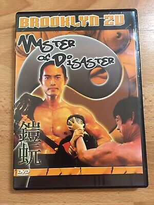 Master of Disaster (New Kids In Town) - Martial Arts Movie Liu Chia Liang RARE