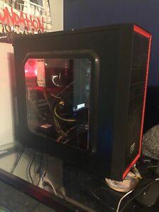 Custom Built Gaming Desktop PC