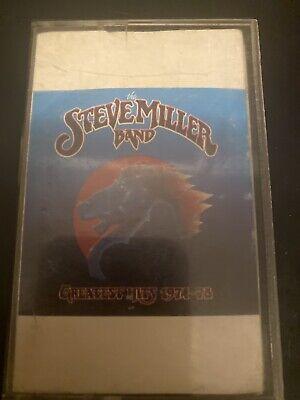 The Steve Miller Band Greatest Hits 1974-1978 Capital Records Cassette 4N 51632