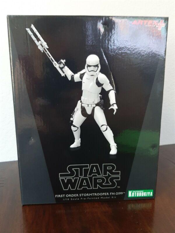 Star Wars ArtFX First Order Stormtrooper FN-2199 1/10