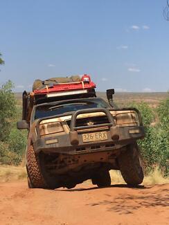 Holden Jackaroo 3.0l Diesel 4wd