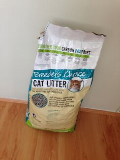 Free kitty litter
