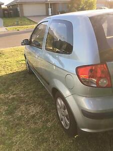 2004 Hyundai Getz Hatchback Rutherford Maitland Area Preview