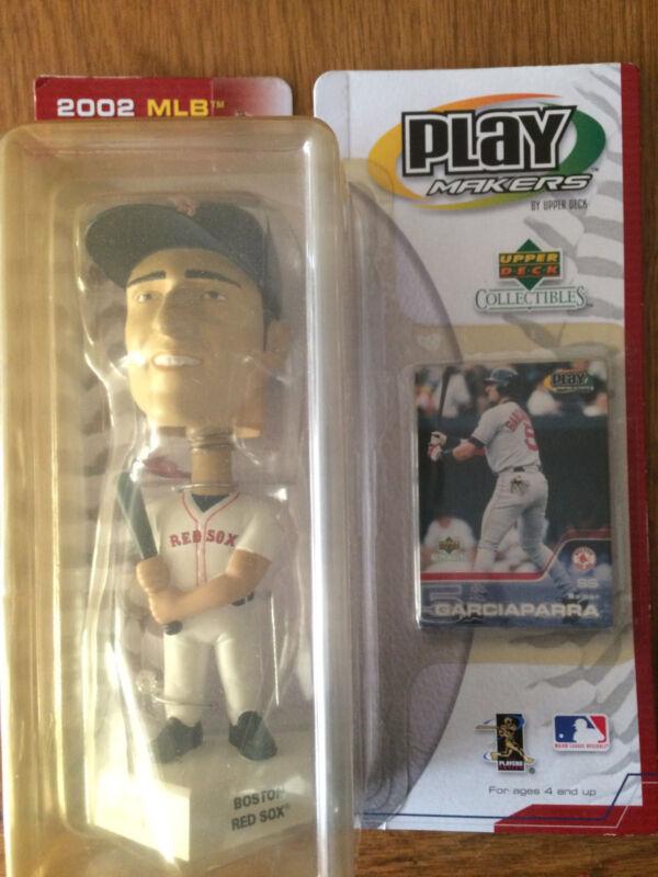 Nomar Garciaparra Bobblehead 2002 MLB Edition Play Makers