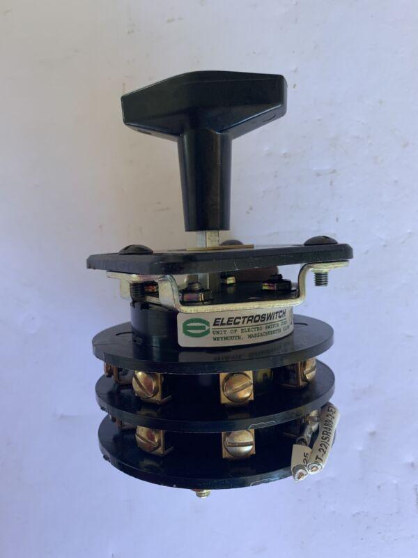Electroswitch 24202B Rotary Switch
