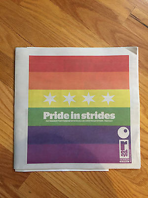 Chicago RedEye Newspaper Gay Pride 2017 Issue