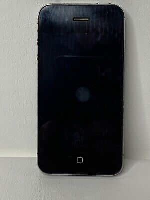 Apple iPhone 4S A1387 - 16GB - Black (Verizon) - Clean No Scratches