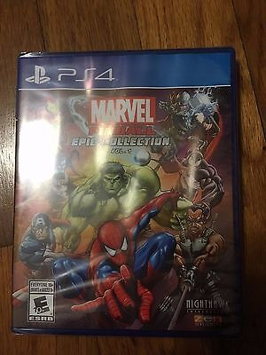 Marvel Pinball Epic Collection Vol. 1 (Sony PlayStation 4 2016) Brand new