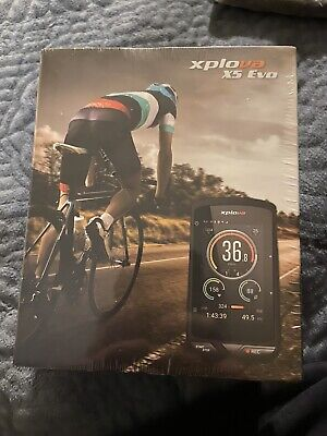 Xplova X5 Evo GPS and Action Camera Bike Computer Brand New (MSRP $450)US Seller for sale  Shipping to India