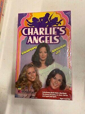 Vintage Charlie's Angels Colorforms Toy MIB Sealed