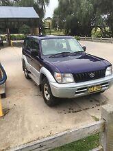 1997 Toyota Prado GXL 4x4 Candelo Bega Valley Preview