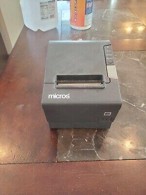 Micros Epson Tm88iiiivv Receipt Printer